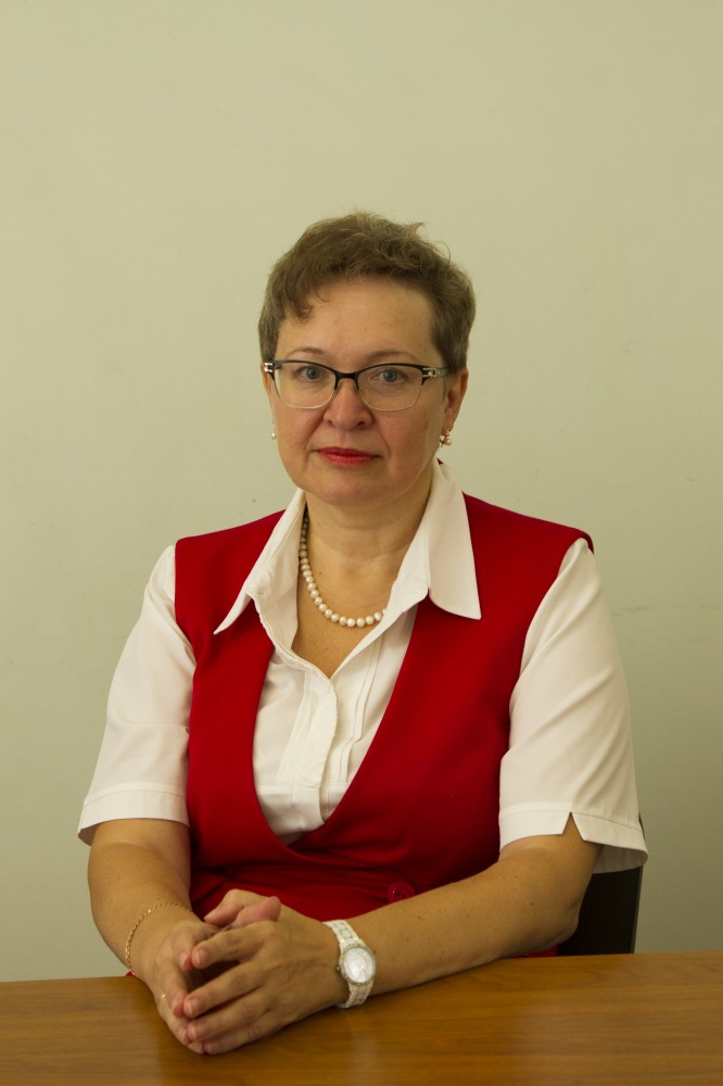 Суханова Инна Ивановна